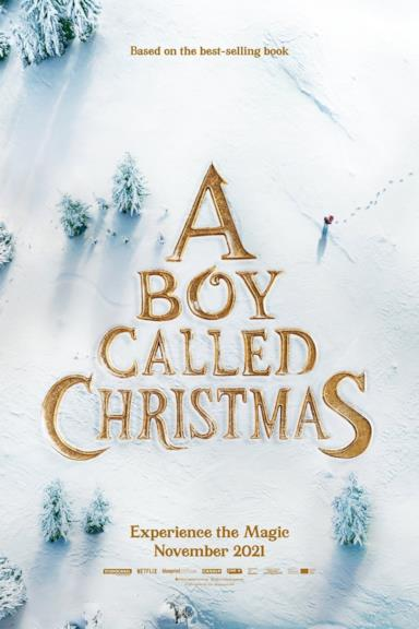 Poster A Boy Called Christmas