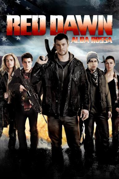 Poster Red Dawn - Alba rossa
