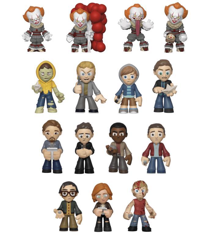 IT: Capitolo 2, i nuovi Funko!Pop di Pennywise e gli altri personaggi principali