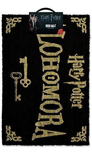 Harry Potter - Zerbino con formula magica Alohomora