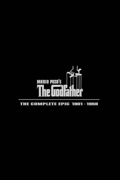 Poster Mario Puzo's The Godfather: The Complete Novel for Television