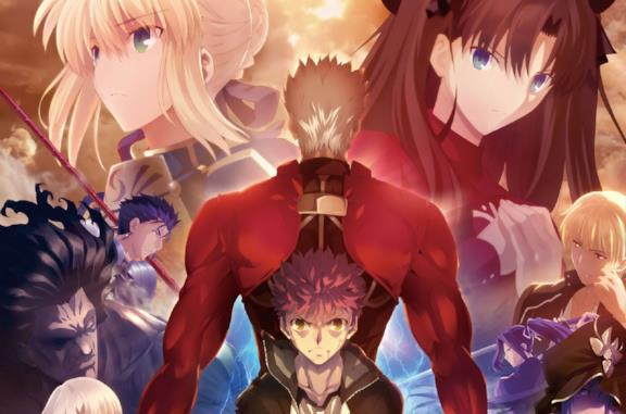 Fate Stay Night: i personaggi protagonisti