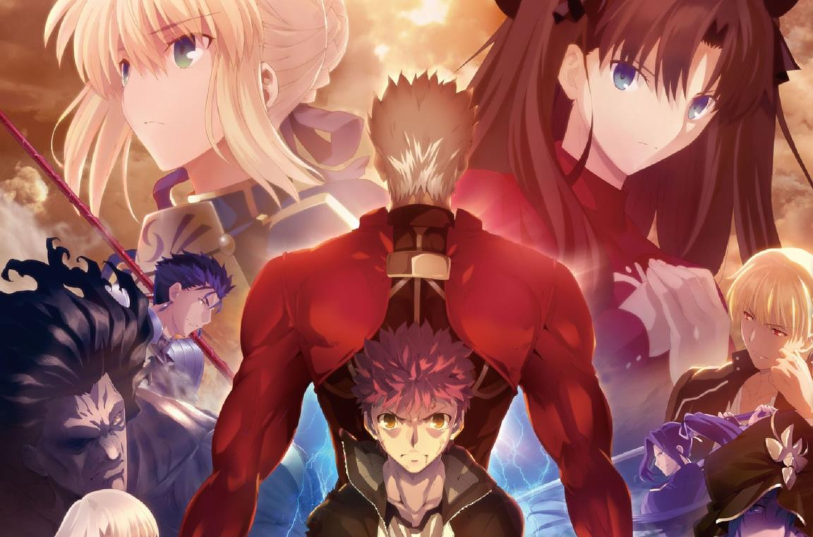 Fate Stay Night: i personaggi protagonisti
