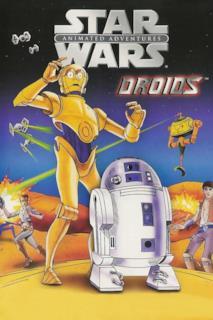 Poster Droids Adventures
