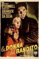Poster La donna del bandito