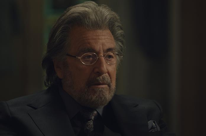 Al Pacino in Hunters