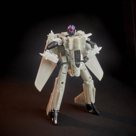 Il robot Transformer di Top Gun