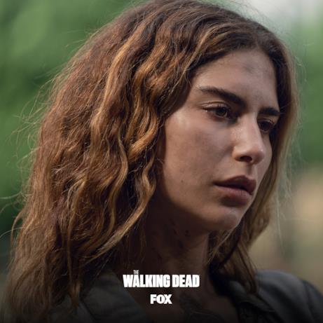The Walking Dead 9: Magna è la leader dei nuovi personaggi