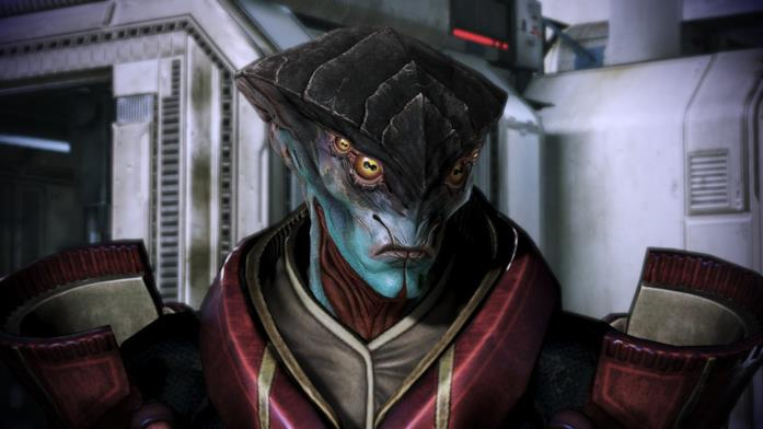 I Prothean in Mass Effect