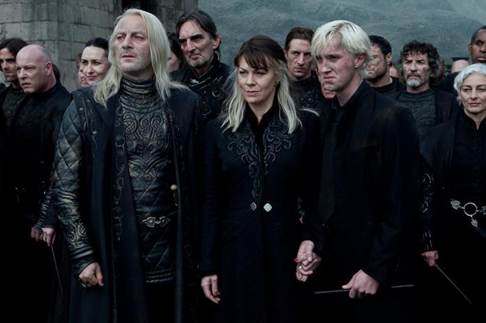 Una scena di Harry Potter e i Doni della Morte - Parte 2