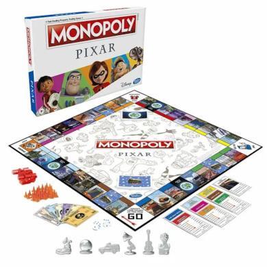 Monopoly Pixar