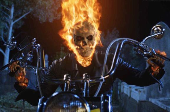 Ghost Rider: trama e cast del film con Nicolas Cage