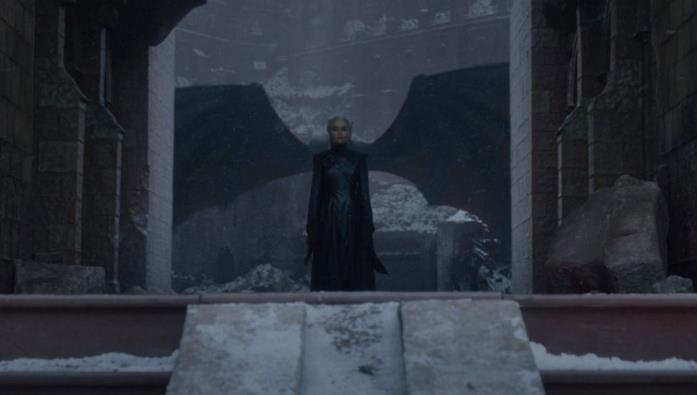 Daenerys è lei stessa un drago