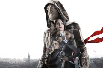 I protagonisti del film Assassin's Creed