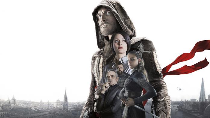I protagonisti del film Assassin's Creed