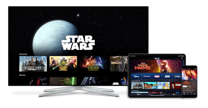 I device compatibili con Disney+