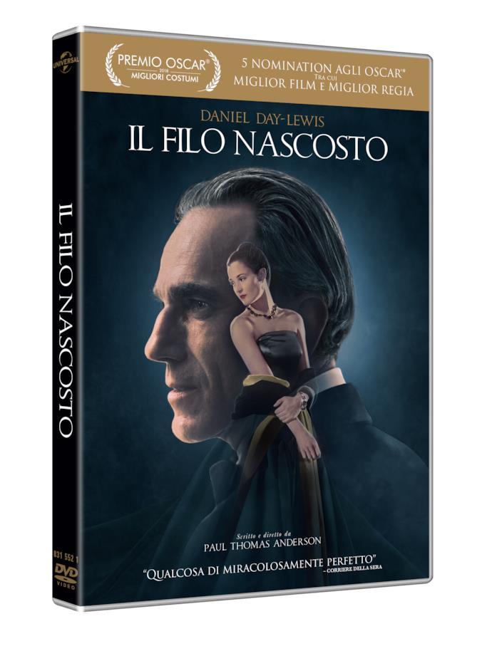 L'edizione DVD di Il filo nascosto