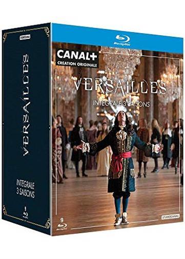 Cofanetto Blu-ray di Versailles - Seasons 1-3