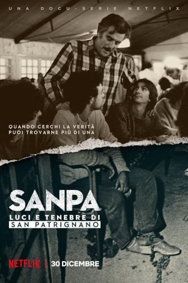 Poster SanPa: Luci e tenebre di San Patrignano