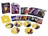Marvel Cinematic Universe Phase 3 Part 2 Box Set (6 Dvd) [Edizione: Regno Unito]