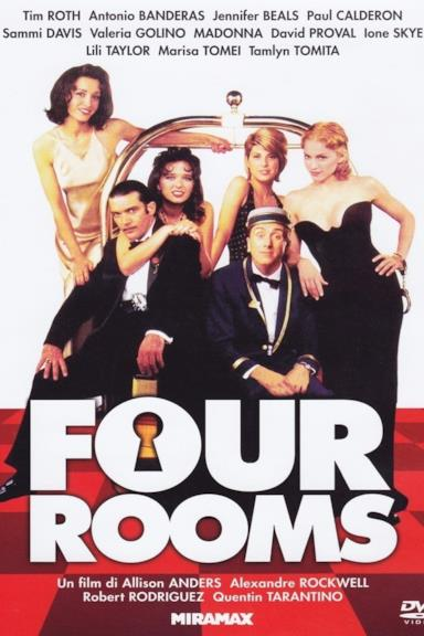 Poster Four Rooms