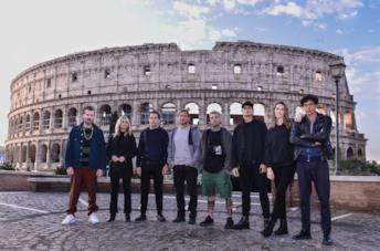 Il cast di Celebrity Hunted nella versione italiana