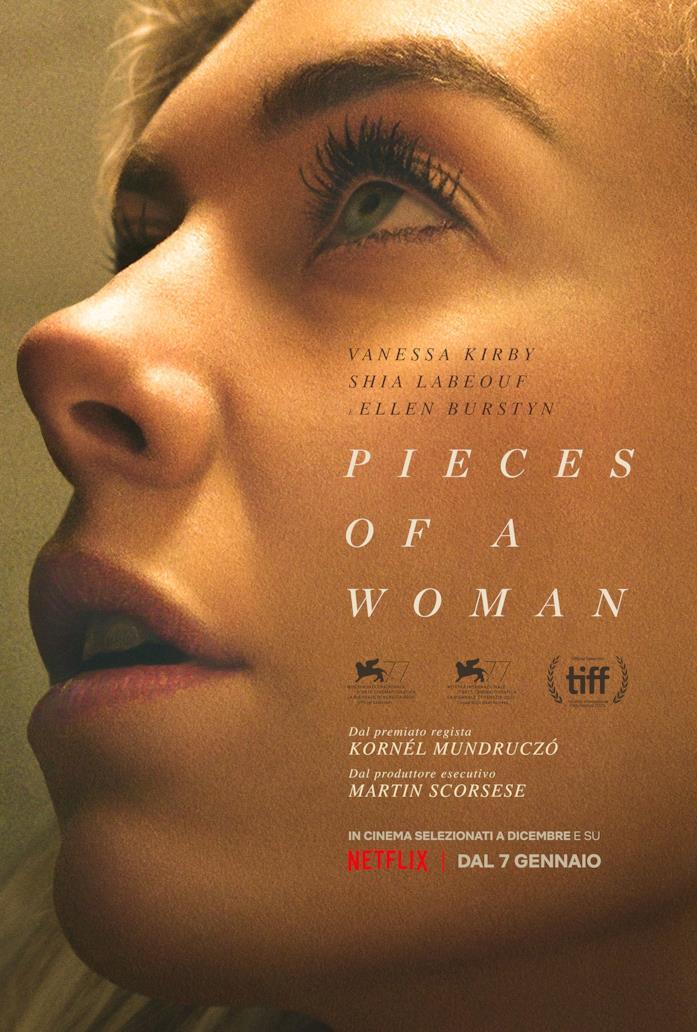 Il poster del film Pieces of a Woman
