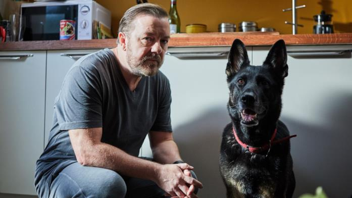 Ricky Gervais in After Life 2