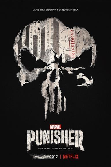 Poster Marvel's The Punisher