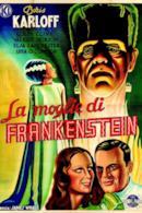 Poster La moglie di Frankenstein