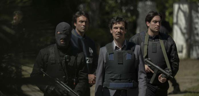 Una scena dalla serie TV Il cacciatore 2