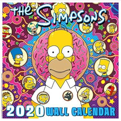 Calendario annuale 2020