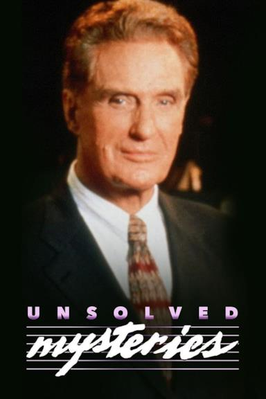Poster Unsolved Mysteries