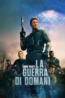 Poster La guerra di domani