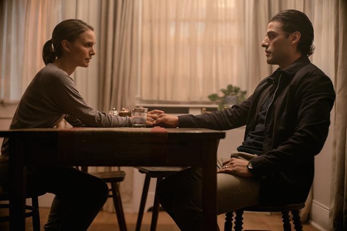 I protagonisti di Annientamento Natalie Portman e Oscar Isaac