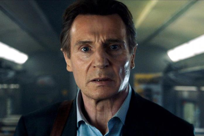 Liam Neeson ne L'Uomo sul Treno