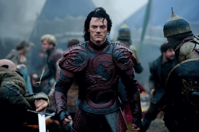 Luke Evans in Dracula: Untold