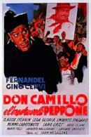 Poster Don Camillo e l'onorevole Peppone
