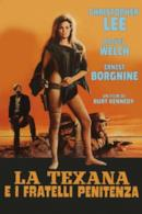 Poster La Texana e i fratelli Penitenza