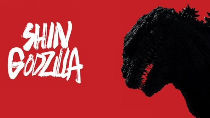 Il manifesto di Shin Godzilla