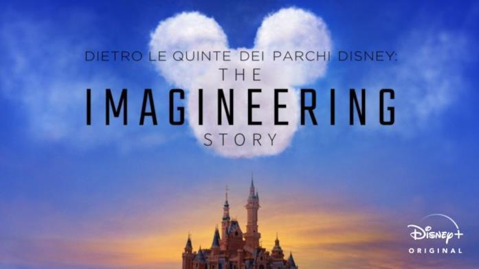 Dietro le quinte dei Parchi Disney The Imagineering Story