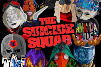 Poster di The Suicide Squad