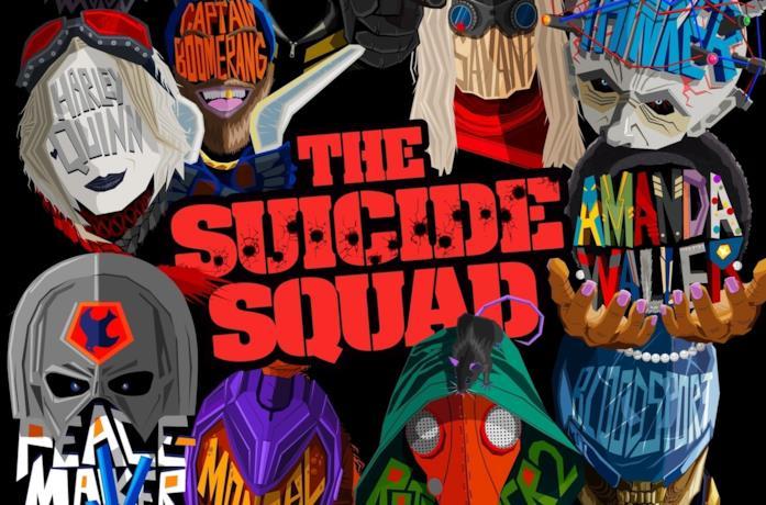 Poster di The Suicide Squad