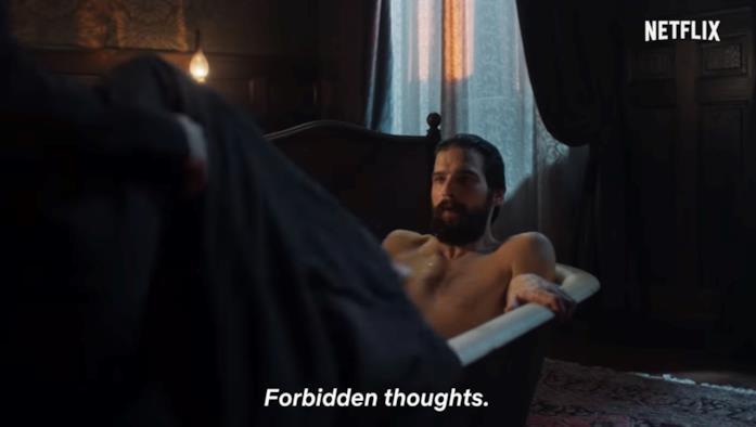 Una scena di Freud