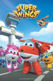 Poster Super Wings