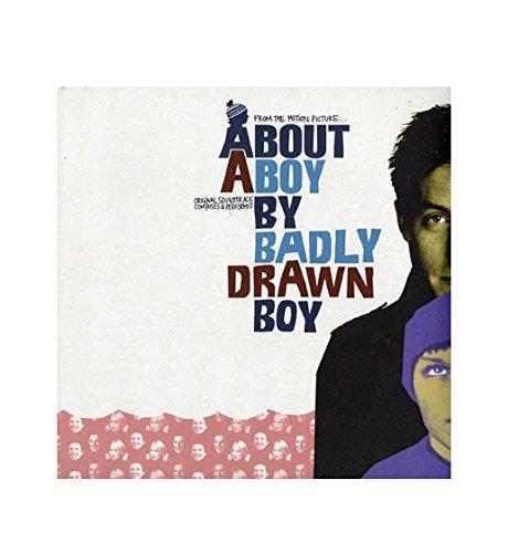 Copertina colonna sonora About a boy