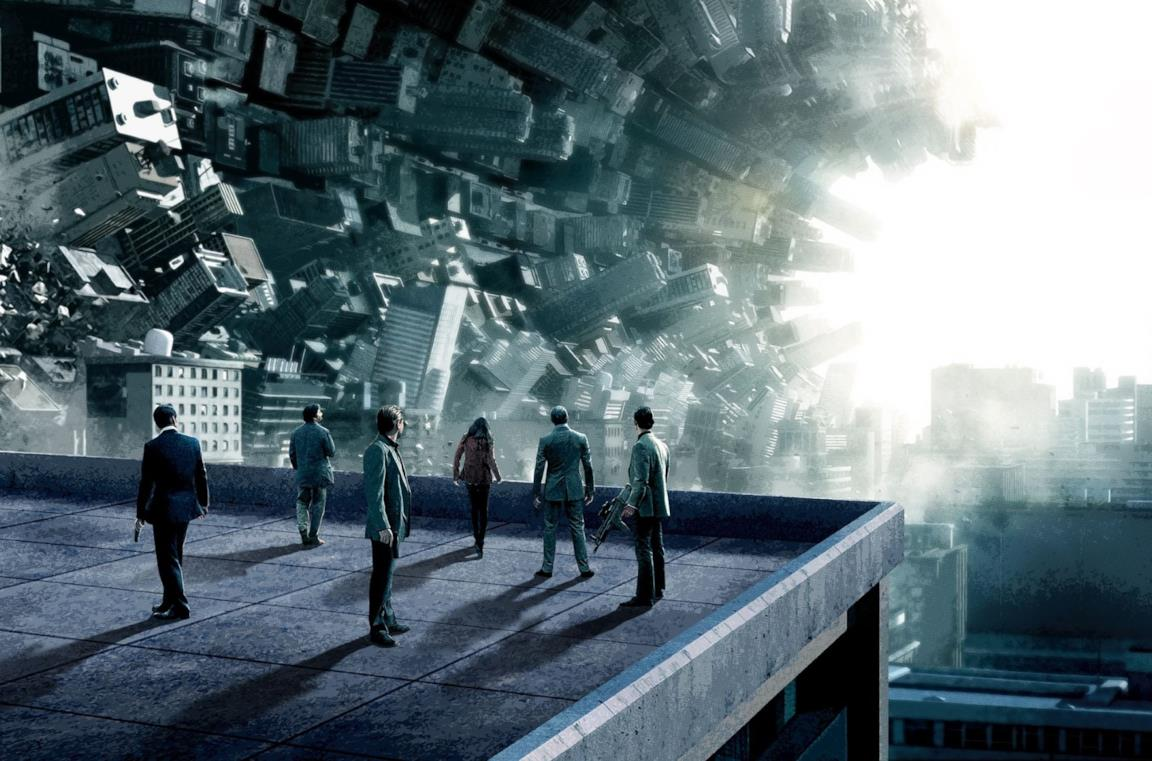 I protagonisti di Inception