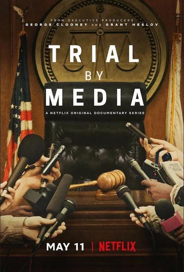 Il poster di Processi mediatici