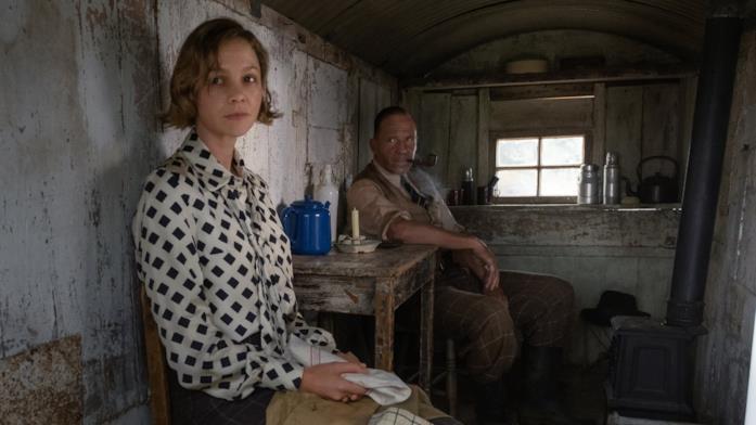 La nave sepolta: Carey Mulligan e Ralph Fiennes
