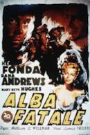 Poster Alba fatale